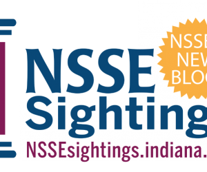 Where Has the Time Gone? NSSE Celebrates 20 Years of Insights about College Quality