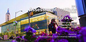 2017 Assessment Institute Presentations