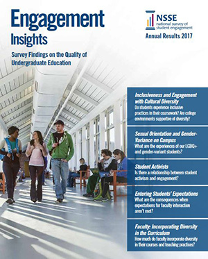 New Insights into Undergraduate Engagement: NSSE Annual Results