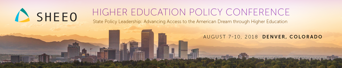 NSSE at SHEEO Higher Education Policy Conference