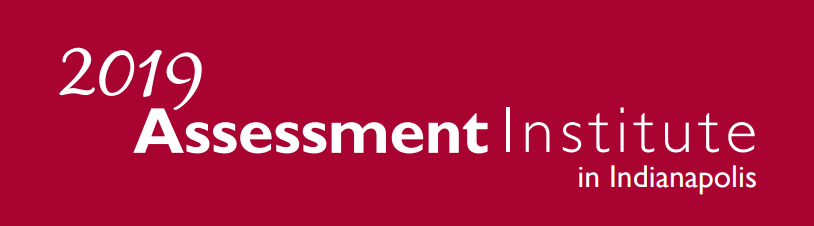 Assessment Institute 2019